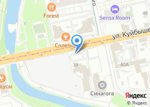 Компания «Букет Желаний» на карте