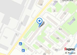 Компания «Бест Маркет» на карте