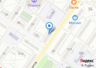 Компания «Метизы-Крепеж» на карте