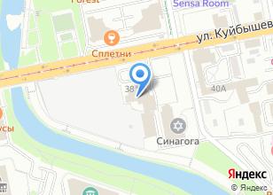 Компания «АкваЛайн-Сервис» на карте