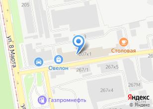 Компания «Инструмент-Хозторг» на карте