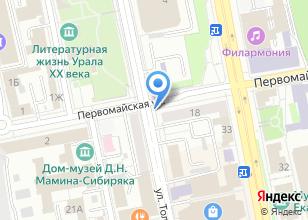 Компания «Радио трейд» на карте
