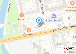 Компания «NAUTILUS» на карте