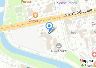 Компания «ПроГрад» на карте