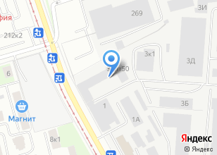 Компания «Неруд-Урал-Транс» на карте
