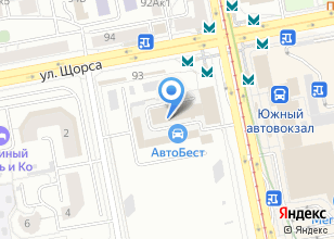 Компания «diskokras-ekb» на карте