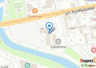 Компания «Европол» на карте