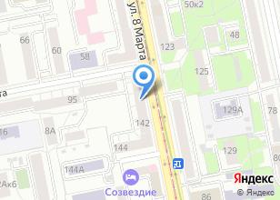 Компания «Голдис» на карте