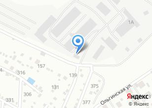 Компания «Уралагроснаб» на карте