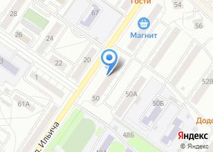 Компания «Ковры и картины» на карте