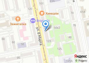 Компания «Сады России» на карте