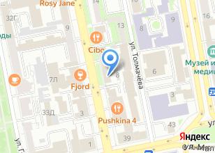 Компания «Школьный формат» на карте