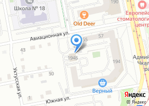 Компания «Газтехник» на карте