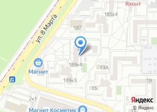 Компания «Альфаторгстрой» на карте