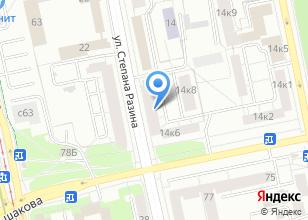 Компания «Руссо Туристо» на карте
