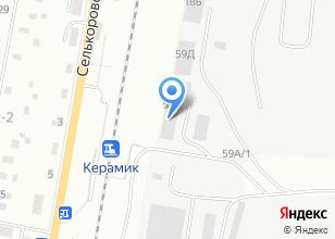 Компания «Мокшанская Роза» на карте
