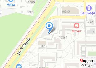 Компания «Ваш межгород» на карте
