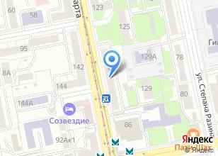 Компания «Ключи плюс» на карте