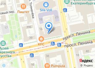 Компания «ЕВРОТРАНСПОРТ» на карте