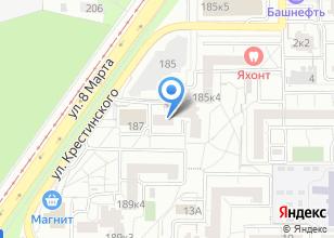 Компания «FORУМ» на карте