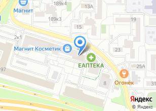 Компания «РестоГрад» на карте
