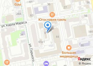 Компания «Грузчиков-Сервис» на карте