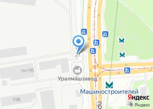 Компания «Kaiflex» на карте