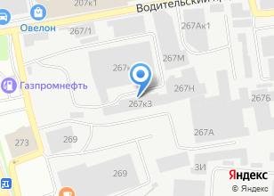 Компания «РУССКИЕ ПОДАРКИ» на карте