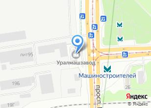 Компания «Рент-Эскорт» на карте