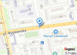 Компания «Печи96ру» на карте