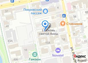 Компания «Panalpina транспортная компания» на карте