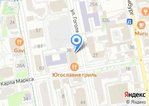 Компания «СМУ-2» на карте