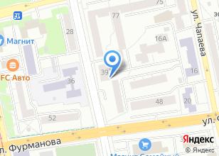 Компания «XPERTCLUB» на карте
