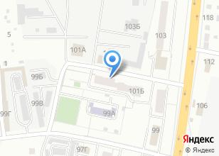 Компания «ПромСтройГаз» на карте