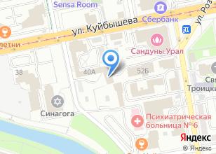 Компания «Поспелов» на карте