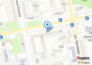Компания «ЛТЕХ-подъемные технологии» на карте
