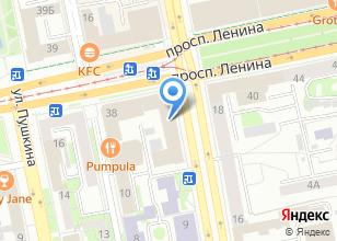 Компания «СпецПроектСтрой» на карте