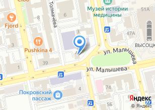Компания «Подарки66.ру» на карте