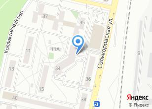 Компания «ТОР» на карте
