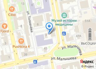 Компания «Браво-Тур» на карте