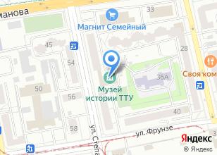 Компания «ВентСантехМонтаж» на карте