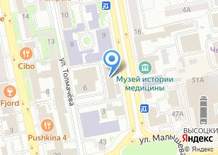 Компания «Строгановъ» на карте