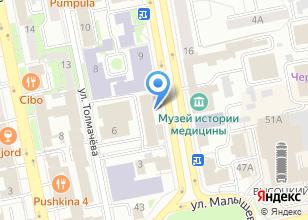 Компания «ВолгаWolga» на карте