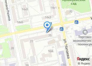 Компания «НОВЛ групп» на карте
