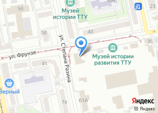Компания «Южное трамвайное депо» на карте
