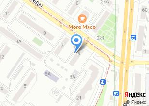 Компания «Печи Камины» на карте