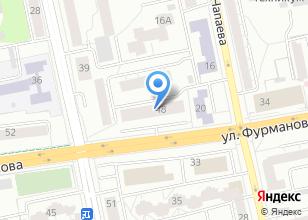 Компания «Формула строительства» на карте
