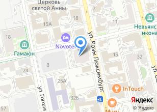 Компания «Имидж Медиа Групп» на карте