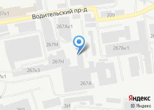 Компания «ТехЭнКом» на карте
