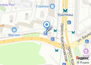 Компания «Цветочная нота» на карте